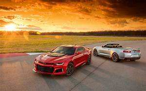 2017 Chevrolet Camaro ZL1 Convertible Wallpapers | HD ...