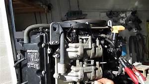 225 Mercury V6 4-stroke Outboard Yamaha Power Head Efi 2004 2005