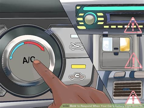Battery Light Comes On Then Goes by How To Respond When Your Car S Battery Light Goes On 9 Steps