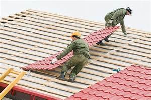 Dachpfannen Aus Kunststoff : alu dachziegel die leichte alternative vorteile und preise ~ Michelbontemps.com Haus und Dekorationen