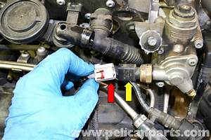 Volkswagen Golf Gti Mk V Low Fuel Pressure Sensor