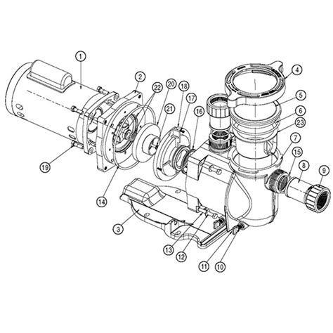 Smith Maa Pool Motor Wiring Diagram