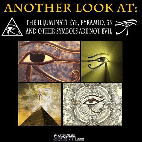 Illuminati Symbols And Meanings Another Look At The Illuminati Eye Pyramid 33 And