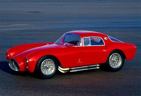 1954 Maserati A6gcs Berlinetta Pininfarina Studios