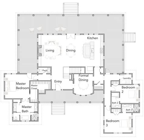 big porch house plans large open floor plans with wrap around porches rest