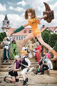 93 best images about The Seven Deadly Sins / Nanatsu no ...