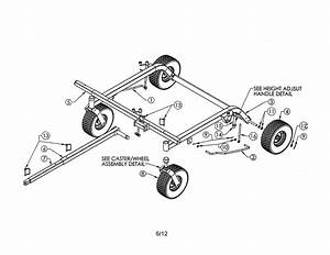 Looking For Swisher Model T14560a Mower Attachment Repair  U0026 Replacement Parts