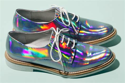 Shoes, Holographic, And