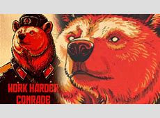 Soviet Bear Anthem YouTube