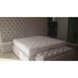 canapé liseuse tête de lit capitonnée à l 39 anglaise personnalisable