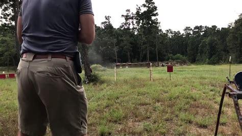 shooting steel plate rack youtube