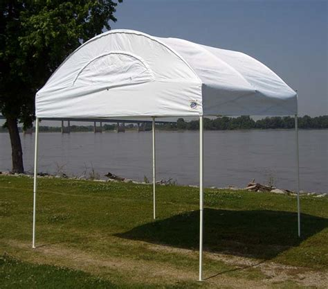 ez  canopy    canopy tent craft dome endeavor awning  custom banner hutshopcom