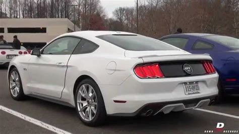 2015 Ford Mustang 50th Anniversary Package // Walk