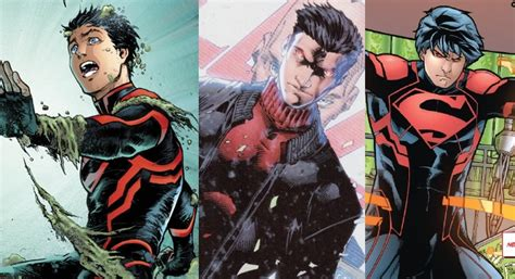 New 52 Superboy Designs By Nhrynchuk On Deviantart