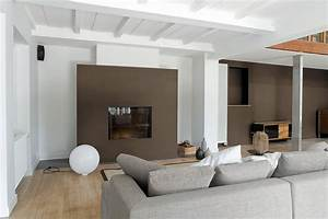5 couleurs pour mettre de l39ambiance dans votre salon With couleur tendance pour salon 5 la cuisine marron inspiration cuisine