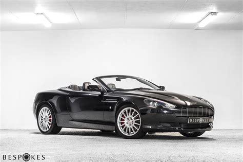 Aston Martin Db9 Volante Convertible by Aston Martin Db9 Volante Bespokes