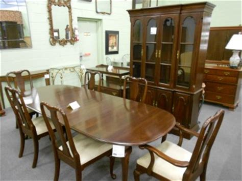 Ethan Allen Dining Room Set by Ethan Allen Baltimore Maryland Furniture Store
