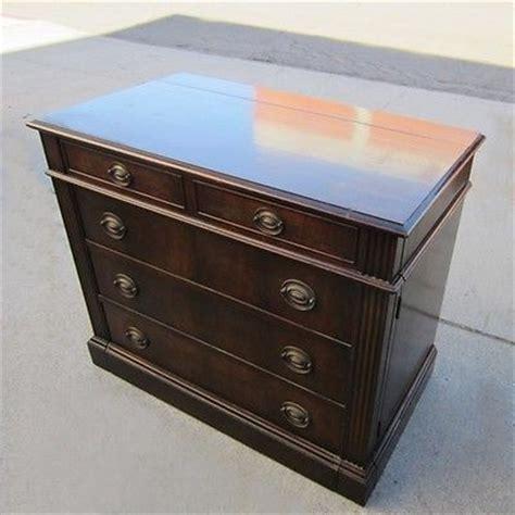 saginaw expand o matic desk vintage saginaw furniture company telescoping buffet table