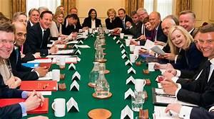 David Cameron Prepares For Final Cabinet Meeting As