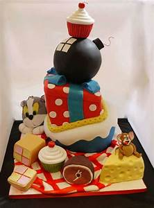 Tom and Jerry birthday cake. | Parties | Pinterest | Tom ...