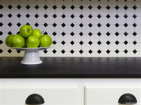 black and white kitchen backsplash timeless kitchen backsplash ideas kitchen backsplash tile 7848