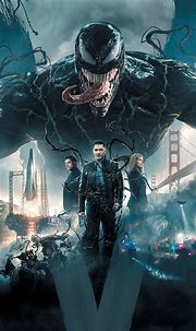Venom (2018) Phone Wallpaper   Moviemania