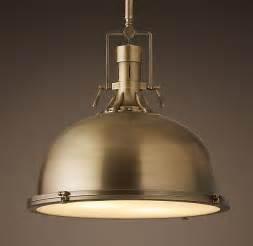 Light Pendants Kitchen Islands Harmon 19 Quot Pendant Antique Brass Our Kitchen
