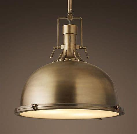 brass pendant ideas  pinterest