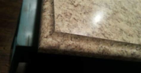 ogee edge laminate countertop trim  wilsonart