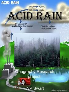 Acid Rain Project For Geography