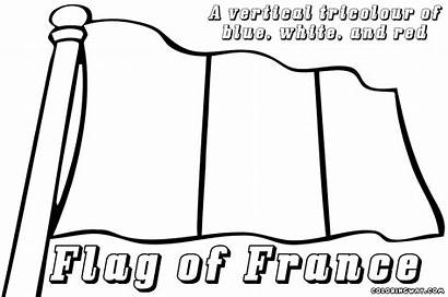 Flag Coloring French