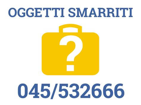 Ufficio Oggetti Smarriti by Oggetti Smarriti Radio Taxi Verona
