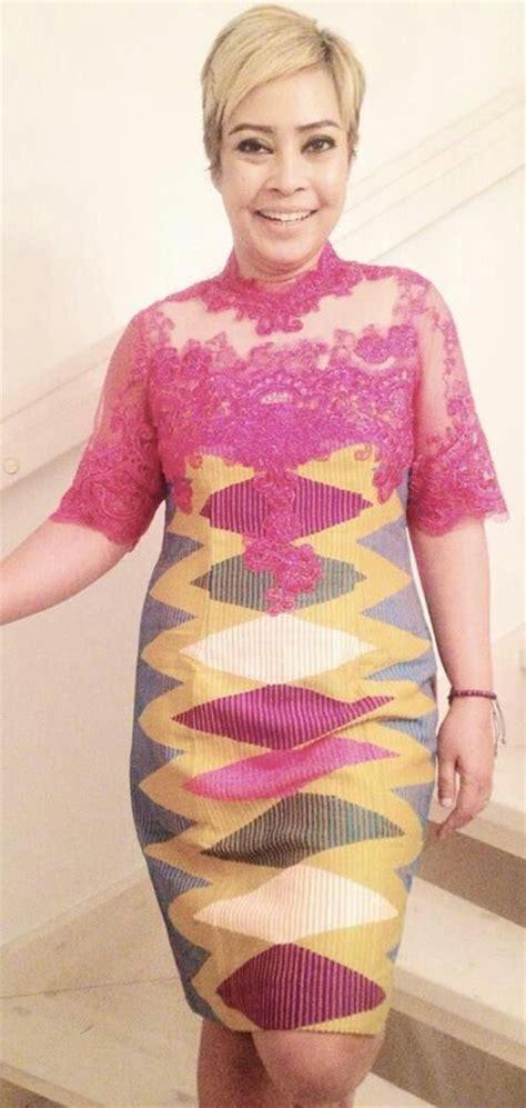 dress tenun rangrang batik rules pinterest dresses