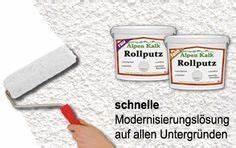 Rolle Zum Streichen : rollputzstreichputz rollputz streichputz von alpenkalk ~ Jslefanu.com Haus und Dekorationen