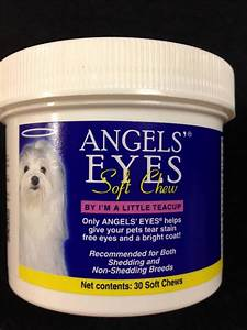new angel eyes stain remover for dogs cats with tylan With angel eyes for dogs