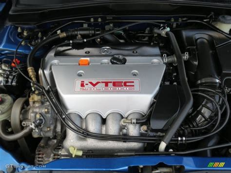 Acura Rsx Engine by 2003 Acura Rsx Type S Sports Coupe Engine Photos