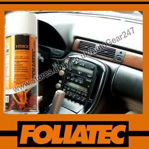 Car Upholstery Spray Paint by Foliatec Car Interior Dashboard Door Plastic Vinyl Flat