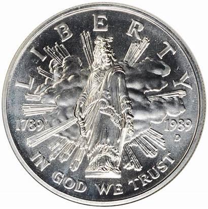 Value Silver 1989 Congress Coins Commemorative Coin