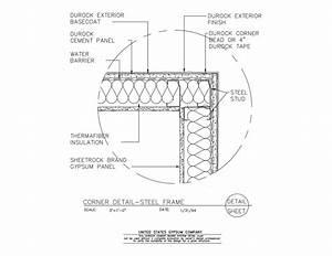 Standard roof penetration details