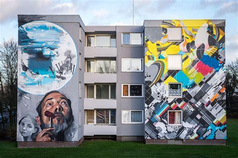 Mural Artists by Mural Markus Genesius