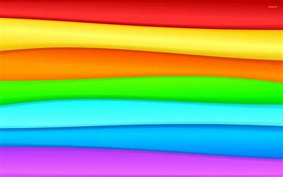 Rainbow Stripes Abstract Stripe Wallpapers Suwalls