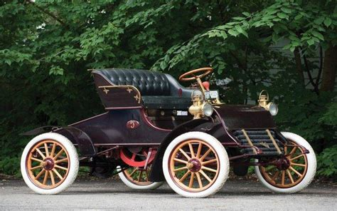1903 Cadillac, Car, Vintage Wallpapers Hd / Desktop And