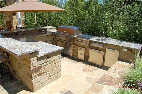 kitchen island plans for small kitchens outdoor kitchens and bbq grills horusicky construction