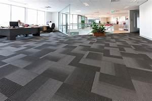 Office carpets tiles office interior design carpet for Carpet flooring in office