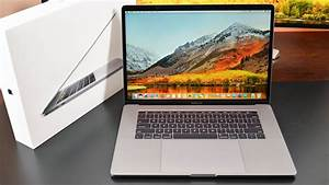 """Apple MacBook Pro 15"""" (2017): Unboxing & Review - YouTube"""