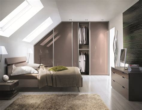 chambre à coucher sur mesure chambre bleu ciel et taupe