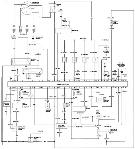 Chrysler Voyager 2002 Wiring Diagram by Repair Guides