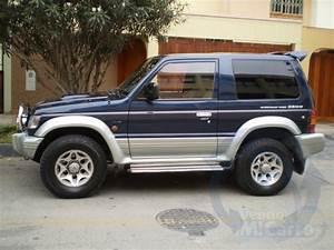 1998 Mitsubishi Montero - Information And Photos