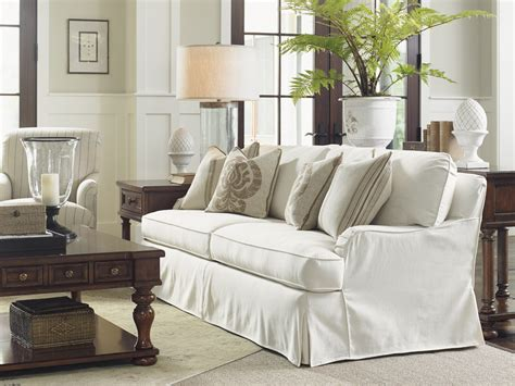 what is a slipcover sofa coventry hills stowe slipcover sofa cream lexington