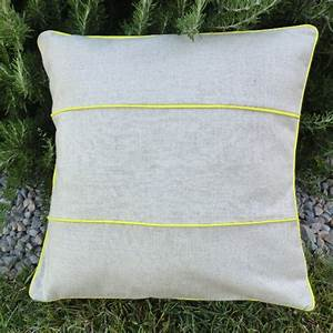 piping striped linen pillow best fabric store blog With best store to buy pillows